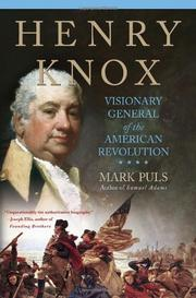 Book Cover for HENRY KNOX