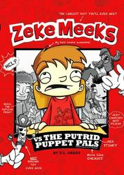 Cover art for ZEKE MEEKS VS. THE PUTRID PUPPET PALS