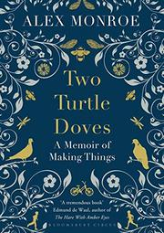 TWO TURTLE DOVES by Alex Monroe
