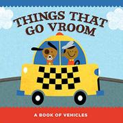 THINGS THAT GO VROOM by Sterling Children's Books