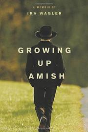Cover art for GROWING UP AMISH