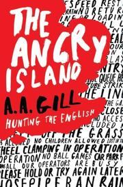 Cover art for THE ANGRY ISLAND