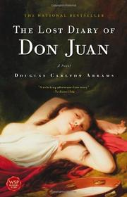Cover art for THE LOST DIARY OF DON JUAN