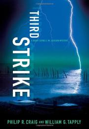 Book Cover for THIRD STRIKE