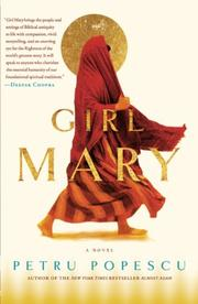 Book Cover for GIRL MARY