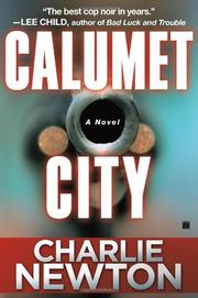Cover art for CALUMET CITY