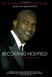 BECOMING HOLYFIELD by Evander Holyfield