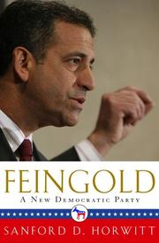 FEINGOLD by Sandy Horwitt