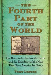 Cover art for THE FOURTH PART OF THE WORLD