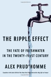 Cover art for THE RIPPLE EFFECT