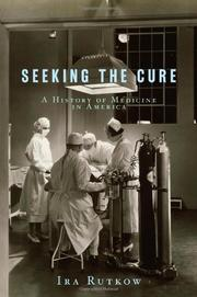 Book Cover for SEEKING THE CURE