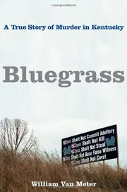 Book Cover for BLUEGRASS