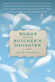 SONG FOR THE BUTCHER'S DAUGHTER by Peter Manseau