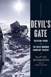 Cover art for DEVIL'S GATE