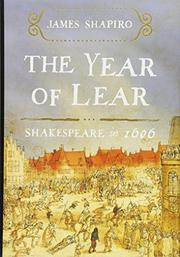 THE YEAR OF LEAR by James Shapiro
