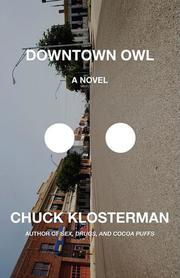 Book Cover for DOWNTOWN OWL