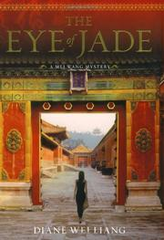 Cover art for THE EYE OF JADE