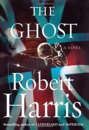 Book Cover for THE GHOST