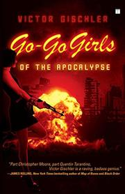 Cover art for GO-GO GIRLS OF THE APOCALYPSE