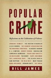Cover art for POPULAR CRIME