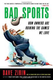 Book Cover for BAD SPORTS