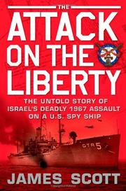 Cover art for THE ATTACK ON THE LIBERTY