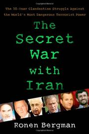 Cover art for THE SECRET WAR WITH IRAN