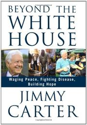 Book Cover for BEYOND THE WHITE HOUSE