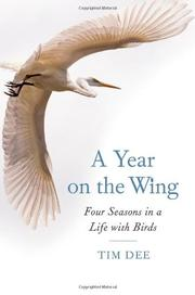 Cover art for A YEAR ON THE WING