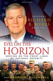 EYES ON THE HORIZON by Richard B. Myers