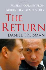 THE RETURN by Daniel Treisman