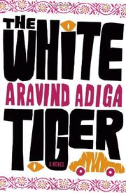 Cover art for THE WHITE TIGER