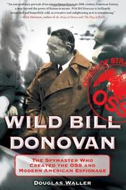 Cover art for WILD BILL DONOVAN
