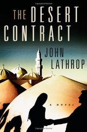 THE DESERT CONTRACT by John Lathrop