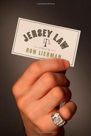 Cover art for JERSEY LAW