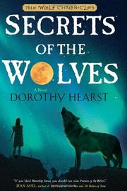Cover art for SECRETS OF THE WOLVES