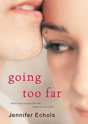 Book Cover for GOING TOO FAR