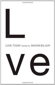 Book Cover for LOVE TODAY