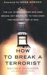 Book Cover for HOW TO BREAK A TERRORIST