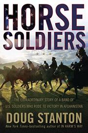 Cover art for HORSE SOLDIERS