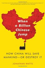 Cover art for WHEN A BILLION CHINESE JUMP