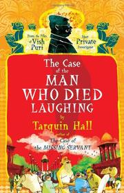 Cover art for THE CASE OF THE MAN WHO DIED LAUGHING