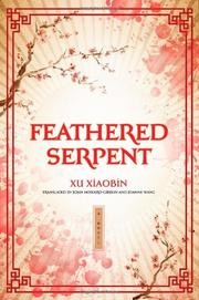 Cover art for FEATHERED SERPENT