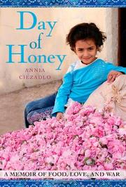 Book Cover for DAY OF HONEY