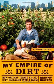 MY EMPIRE OF DIRT by Manny Howard