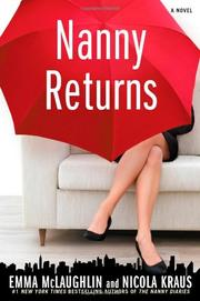 Cover art for NANNY RETURNS