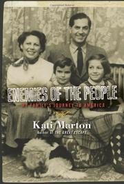 Cover art for ENEMIES OF THE PEOPLE