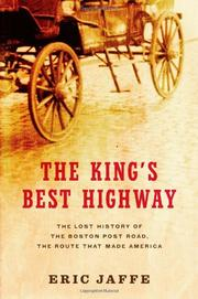 THE KING'S BEST HIGHWAY by Eric Jaffe