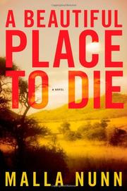 Cover art for A BEAUTIFUL PLACE TO DIE