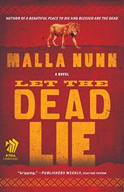 Book Cover for LET THE DEAD LIE